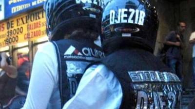 Santa Fe: Proponen que el casco lleve grabada la patente de la motocicleta