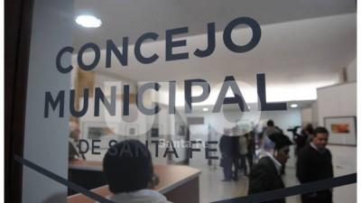 Presentan el Programa de Convivencia y Participación del Concejo Municipal de Santa Fe
