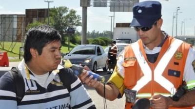 """Carlos Paz: Polémica por la adhesión a la """"tolerancia cero"""" en alcoholemia"""