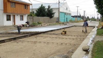 Bariloche: se ejecutará un 35% más de obra pública en 6 meses, que lo que hizo en todo el 2013