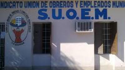 """La Banda: El SUOEM rechaza un pedido de sumas """"en negro"""" en los haberes"""