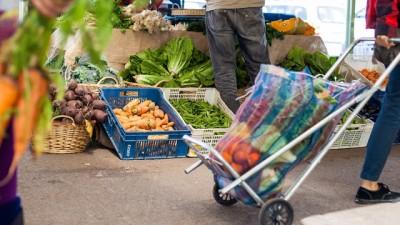 La Plata pone en marcha las eco-ferias para comprar productos orgánicos
