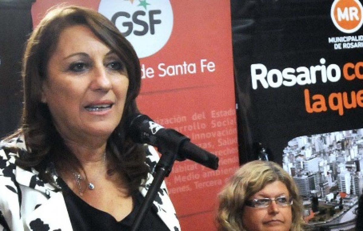 «Nuevos mecanismos de coparticipación» quiere discutir la Intendenta de Rosario