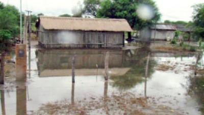 Estanislao del Campo: 600 familias perdieron todo por lluvias