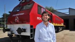 Después de 40 años, vuelven a fabricarse locomotoras en Argentina