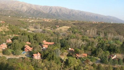 Para el CONICET, la Villa de Merlo tiene la mejor calidad ambiental del país