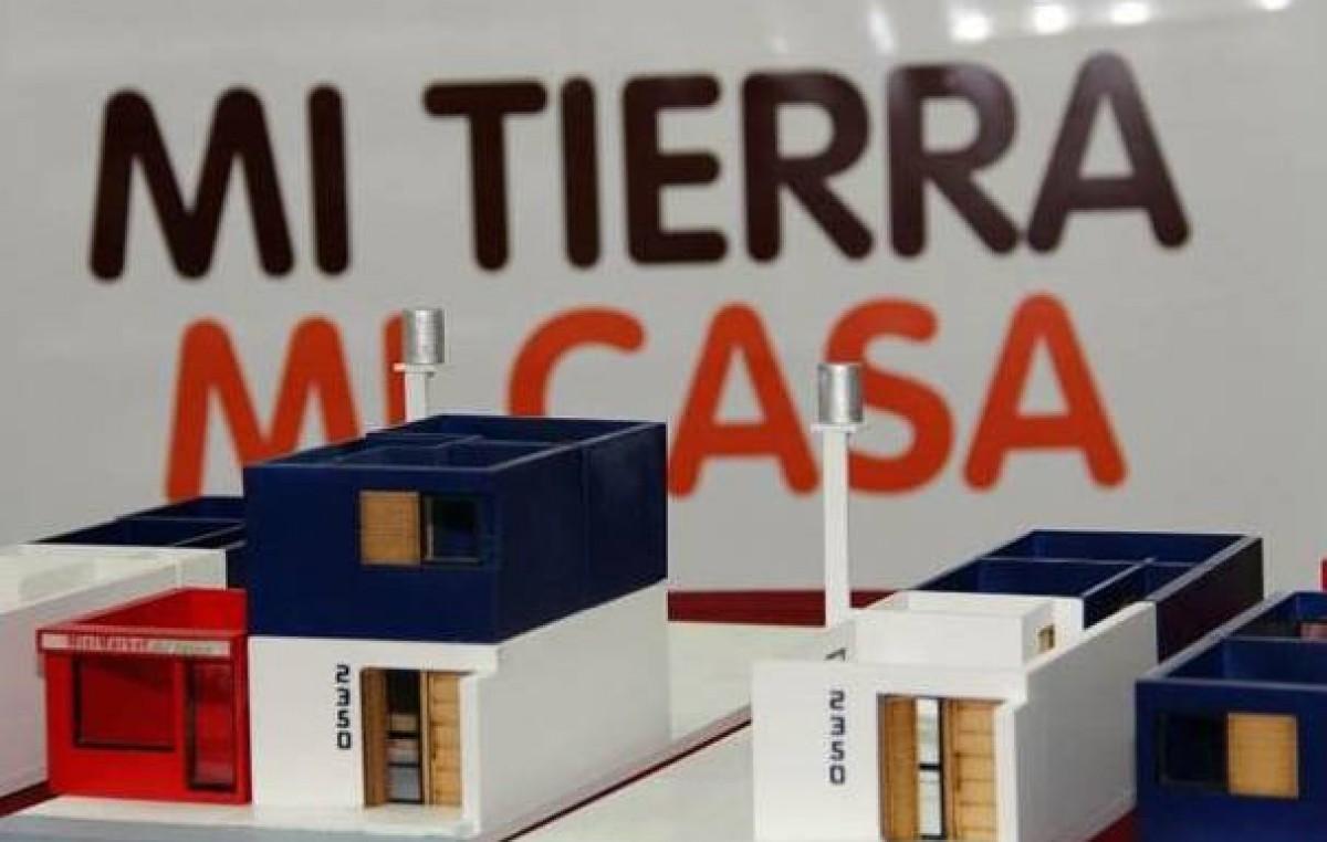 Santa Fe: Avanzan obras de urbanización por el programa «Mi tierra, mi Casa»