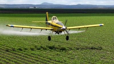 Las Perdices: enérgico pedido para que se prohíban las fumigaciones aéreas