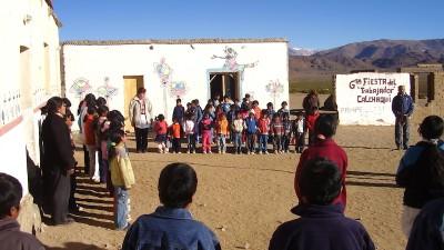 Pampa Llana: donde el tiempo pasa entre la soledad y las carencias