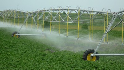 Argentina duplicará la superficie irrigada