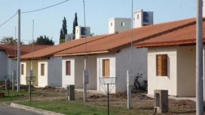 Una de cada dos familias está inscripta en un plan municipal de viviendas en Las Varillas