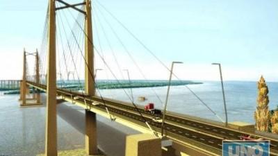 Anuncian la primera licitación por la obra del puente Paraná – Santa Fe