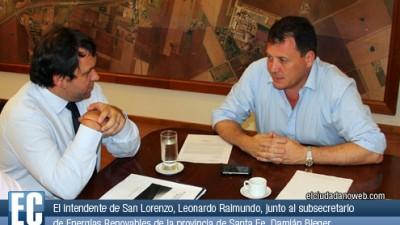 La provincia de Santa Fe construirá una planta de energía solar en San Lorenzo