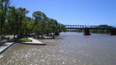 Por el uso del río Cuarto, Provincia exige a Jure el pago de una deuda de $ 12 millones