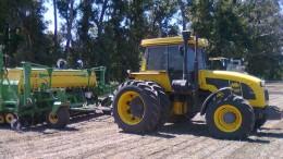 El 60 por ciento de la maquinaria agrícola vendida en el país es de producción nacional