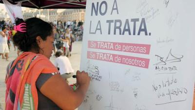 El Estado ya rescató a 6.431 víctimas de trata de personas desde 2008