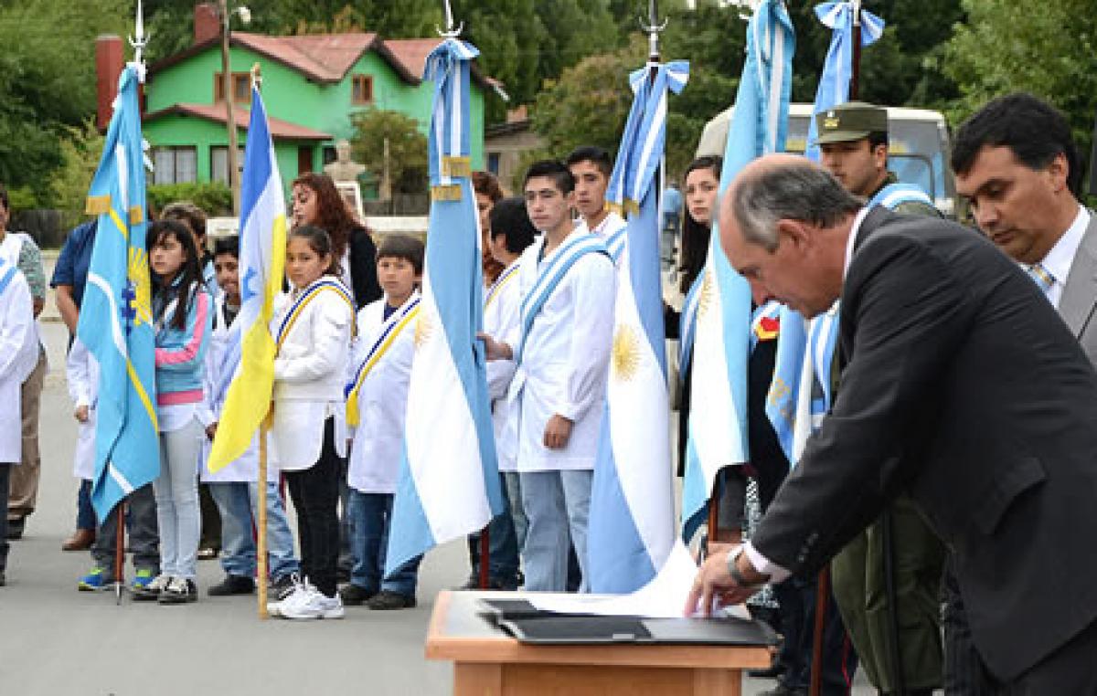 La Provincia de Chubut construirá un albergue municipal en Río Pico