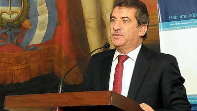 Intendentes entrerrianos apoyan precandidatura presidencial de Urribarri