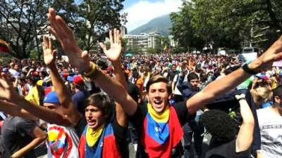 Pese a la ola de protestas, la oposición venezolana no amplía su base social