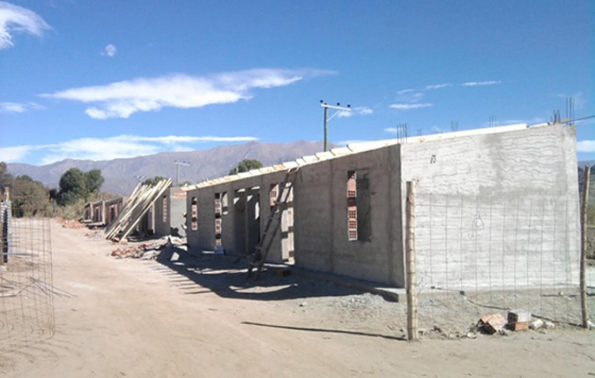 Más de $ 9 millones se invierte en viviendas para el municipio de Vaqueros