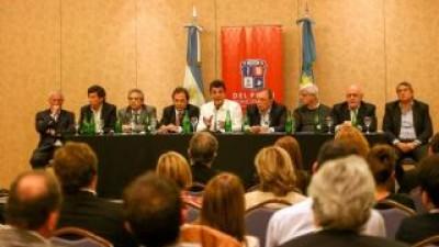 Inseguridad: El massismo se reunió con Ministro de Seguridad bonaerense