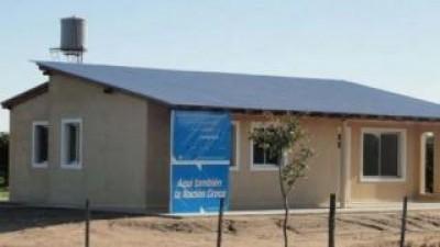 Entre abril y mayo, el Gobierno entregará 150 viviendas rurales en Catamarca