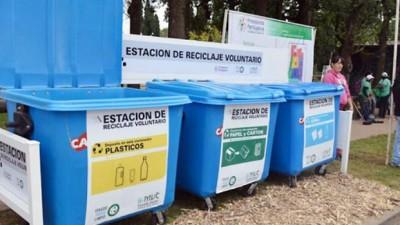 El Presupuesto Participativo trajo a Venado Tuerto una estación de reciclaje