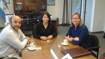 Nación acompañará al Municipio de Bariloche en la implementación del sistema de videovigilancia