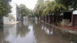 Provincia negó tener la obligación de asistir a Bell Ville por las inundaciones