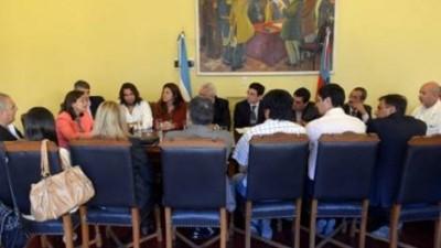 La Gobernadora de Catamarca comprometió más ayuda para el departamento Santa Rosa