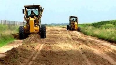 Repararán 700 km de caminos rurales en Córdoba