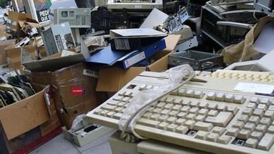 Rosario: Los residuos informáticos transformados en trabajo local