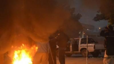 Liberaron anoche a manifestantes del Seom detenidos en San Pedro