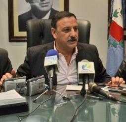 Intendente de La Rioja: otra vez contra el gobierno por la coparticipación municipal