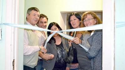Se inauguró en Trevelin la Unidad de Empleo Municipal