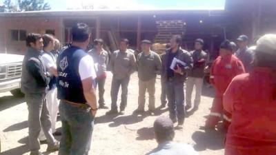 El Soeme acordó un 29,7% de aumento para los municipales de Epuyén