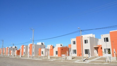 En Ciudadela se entregaron 45 viviendas
