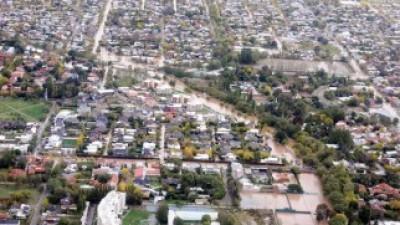 Neuquén: Provincia y Municipio se reunieron por las obras para evitar inundaciones