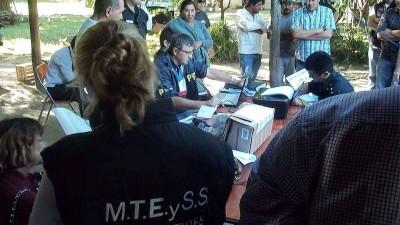 Rescatan a inmigrantes bolivianos que estaban esclavizados en Corrientes