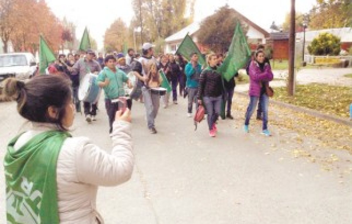 Se profundiza el conflicto en Junín de los Andes