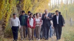 Chubut: «Nunca antes se les transfirió tantos fondos a los municipios»