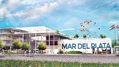 Definen mejoras urbanísticas para el entorno al nuevo centro cívico de Mar del Plata