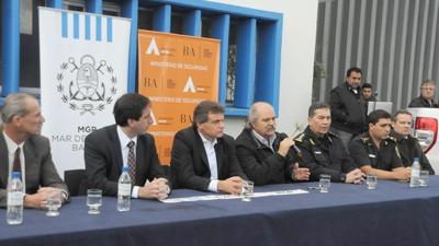 Antes del 30 de mayo estará en marcha el Comando de Protección Comunitaria en Mar del Plata
