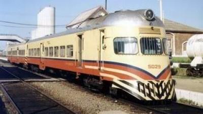 En Buchardo, procuran reactivar el tren para el servicio de pasajeros