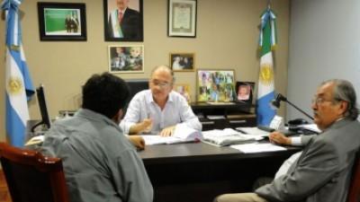 Chaco:ronda de diálogo por obras con intendentes de distintos signos políticos