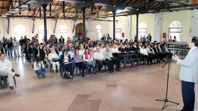 75 trabajadores a planta permanente en la Municipalidad de Santa Fe