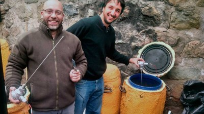 Bariloche: Transforman residuos orgánicos en recursos agronómicos