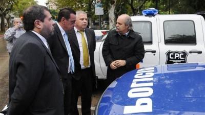 Massa y sus intendentes pidieron más policías al Gobierno Provincial