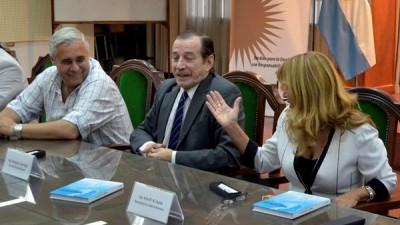 La Cuestión Malvinas integró a intendentes de Corrientes y Resistencia