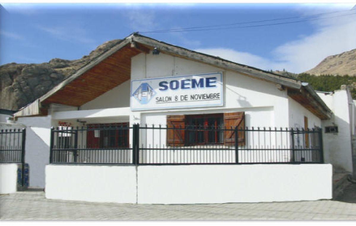 No hubo acuerdo entre SOEME y Ejecutivo de Esquel